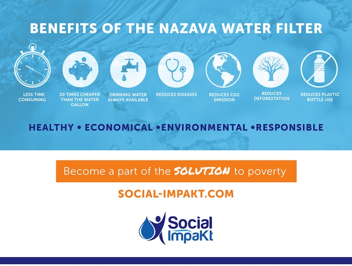 Affordable Water Filtration Technology for Rural Indonesia